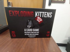 Exploding Kittens Card Game NSFW Deck !Explicit Content! Complete - $12.20