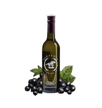 Saratoga Olive Oil Company Black Currant Dark Balsamic Vinegar 375ml 12.7oz - $26.90