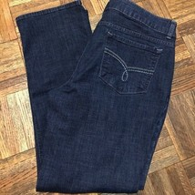 Riders By Lee Mid Rise Straight Leg Jeans Size 14P - $23.09