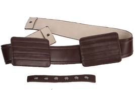 Star Wars Count Dooku Belt Adjustable Movie Cosplay Costume Accessories - $50.07 CAD
