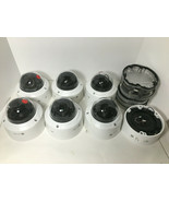 Lot 6 Alibi ALI-NS2128VR 8MP 4K 120' Starlight WDR Outdoor IP Dome Camera - $272.25