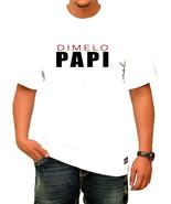 Dimelo Papi Nicky Jam Puerto Rican Reggaeton White T Shirt - $9.49+