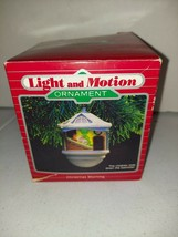 Hallmark Keepsake Ornament Christmas Morning Magic Light & Motion '87 NO... - $17.50