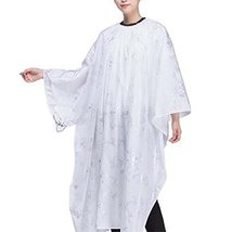 Hairdressing Gown Wrap Protect Hair Cutting Cape Hair Design Cloth Hairc... - $18.68