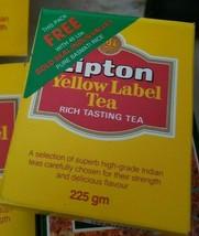 Lipton Yellow Label Finest Quality Loose Leaf Black Tea - NET WT 8 OZ (225g)  - $7.91