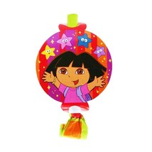 Dora Star Catcher Party Favor Blowouts 8 Per Package Birthday Supplies New - $3.47