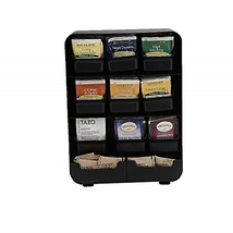 Mind Reader 9 Removable Drawers Tea Bag holder and Condiment Organizer, ... - £14.80 GBP