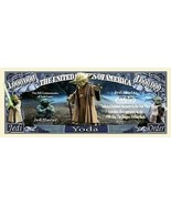 Pack of 25 - Star Wars Yoda Lucasfilm Collectible Novelty Dollar Bill - $9.85