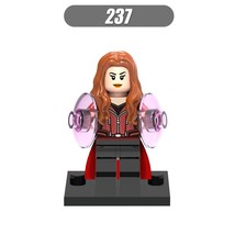 Hot collection summer Lego scare Witch hero Marvel Infinity war minifigure - $3.95