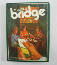 Vtg 1972 3M Bookshelf Game Challenge Bridge Duplicate Diversion ACBL Tou... - $8.87
