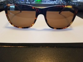 Ralph Lauren Polarized Sunglasses RL8133Q 535183 Havana Brown  NEW AUTHE... - $68.31