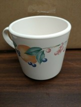 Look -Corningware Abundance Cup Cups Mug Mugs Excellent Condition - Made In Usa - $5.87
