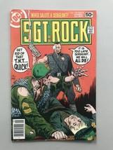Sgt. Rock (1977) #320 FN Fine - $19.80