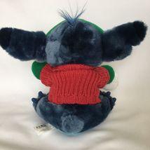 Disney Stitch From Lilo and Stitch Plush Blue Naughty Christmas Stuffed Animal image 5