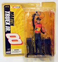 2005 Martin Truex Jr. - #8 McFarlane Toys NASCAR Series 5 Action Figure ... - $10.40