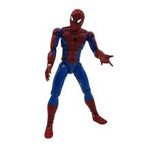 "Vintage Toy Biz 1992 Marvel Amazing Spiderman 5"" Tall Action Figure Toy - $19.34"