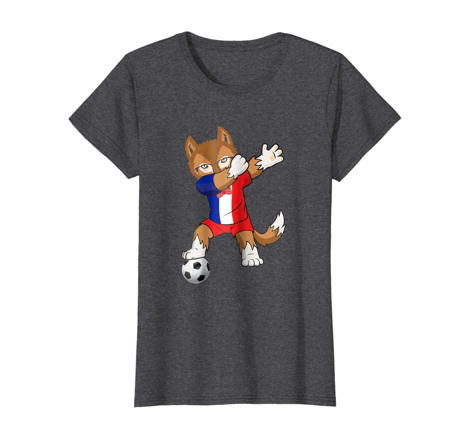 Brother Shirts - France Soccer Jersey 2018 World Football Cup T-Shirt Flag Wowen