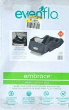 NEW Evenflo Embrace Infant Baby Car Seat Base (Black) A-46 - $19.99