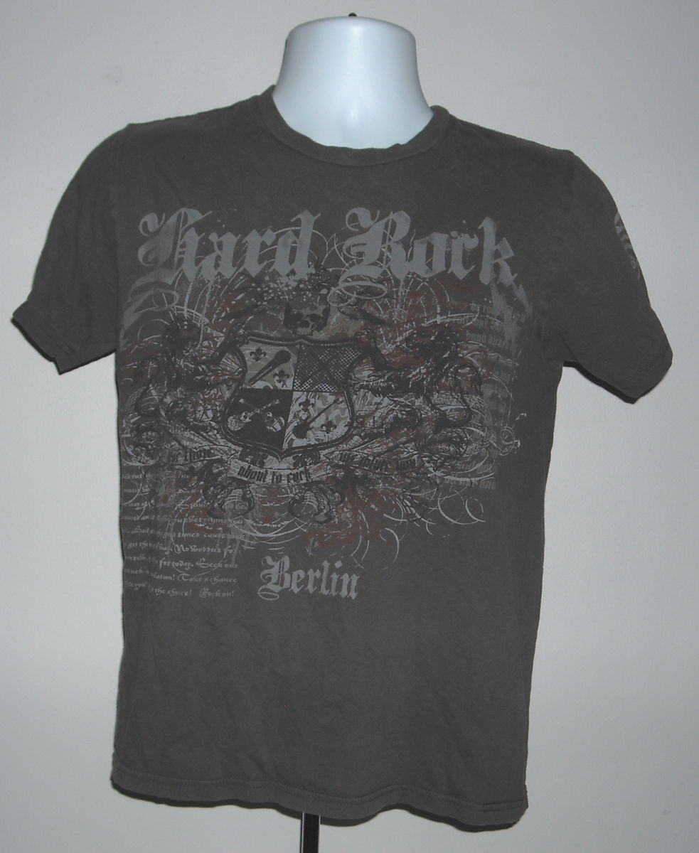 6401ff10ced0 Mens Hard Rock Cafe Berlin T Shirt Small For and 50 similar items. S l1600