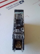 Siemens Type Bqd 20 Amp 1 Pole BQD120 Circuit Breaker #29 - $6.92