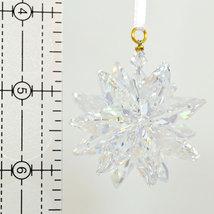 Medium Crystal Suncluster Ornament image 2