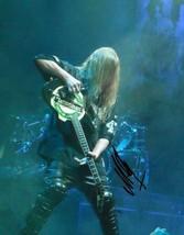 Jeff Hanneman Signed Photo 8X10 Rp Autographed Slayer Band - $19.99