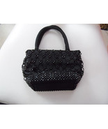 Beaded evening bag from Lancome - $8.00