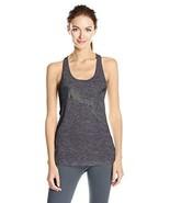 PUMA Women's Essential Dri-Release Tank Top, Periscope Heather, L - $15.28