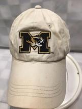 Mizzou TIGERS University of Columbia Missouri Adjustable Adult Ball Cap Hat - $10.29