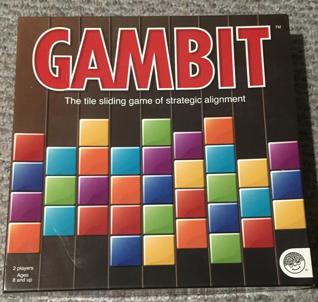 Primary image for Gambit Strategy Game from Mindware 2005 COMPLETE