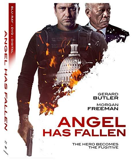 Angel Has Fallen (Blu-ray + DVD + Digital)
