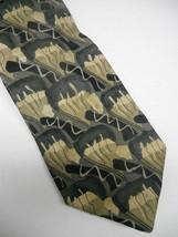 J Garcia Duckworm Alarm Vintage 1996 Collection 14 Silk Men's Neck Tie 5... - $9.04