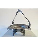Antique Aesthetic Movement c1880 James Tufts Boston American Silver Plat... - $79.19