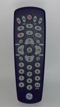 Ge P13005 4-DEVICE Universal Purple Remote Control - $4.54