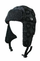 Billionaire Mafia Logo Black Helmet Bomber Hat