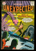 TALES OF THE UNEXPECTED #83 1964 DC NIGHTMARE JUNGLE FN+ - $43.46