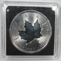 2018 CANADA .9999 Silver 1oz. Maple Leaf Coin AJ687 - $33.77