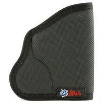 DeSantis Nemesis Pocket Holster – Ambidextrous, Black - Beretta/Bersa/Br... - $29.95