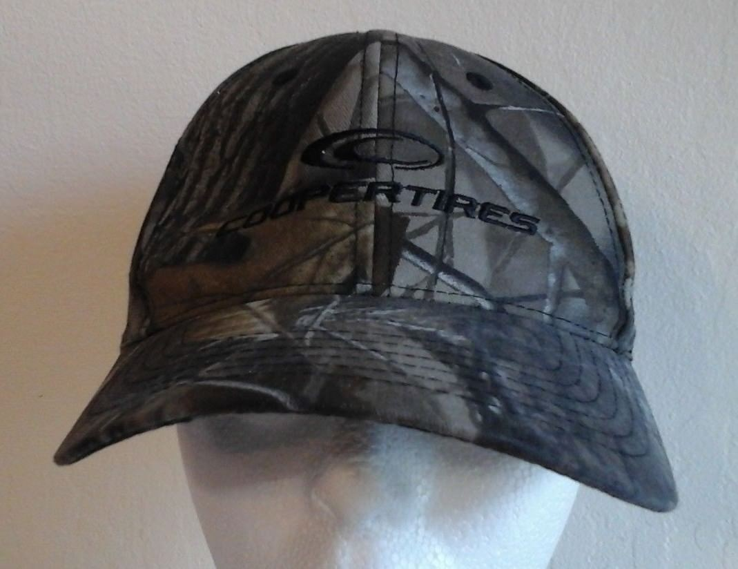 Cooper Tires Camo Adj Back Hat-NWOT--Promo and 50 similar items 0c114c46e5ae