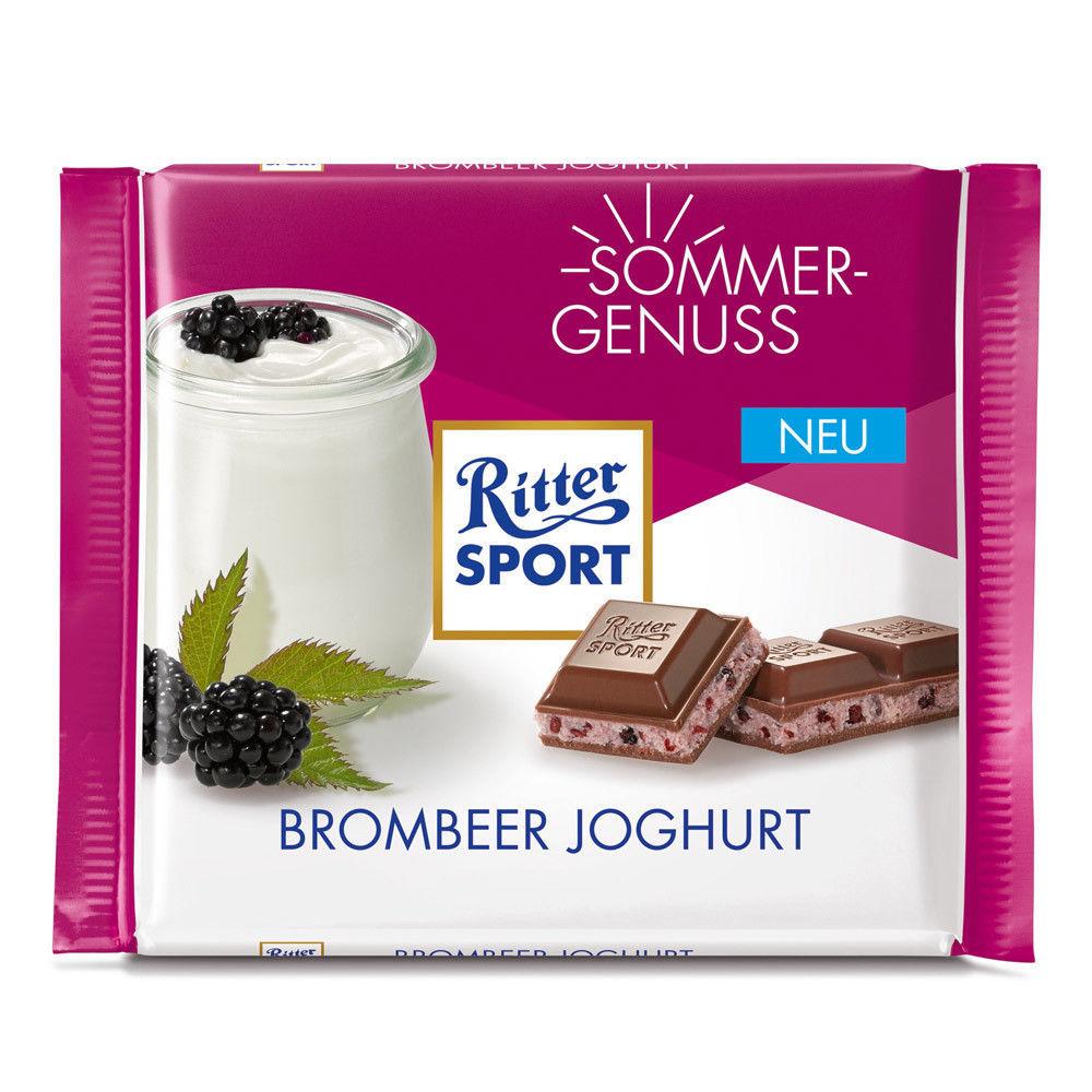 Boysenberry Yogurt