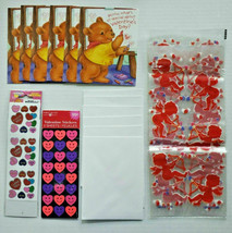 Forget Me Not American Greetings Stickers Cards bags and Noteworthy Stickers Lot - $19.99