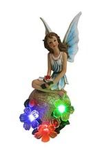 Alpine SLV198SLR Solar Fairy with Light in Blue - $18.99