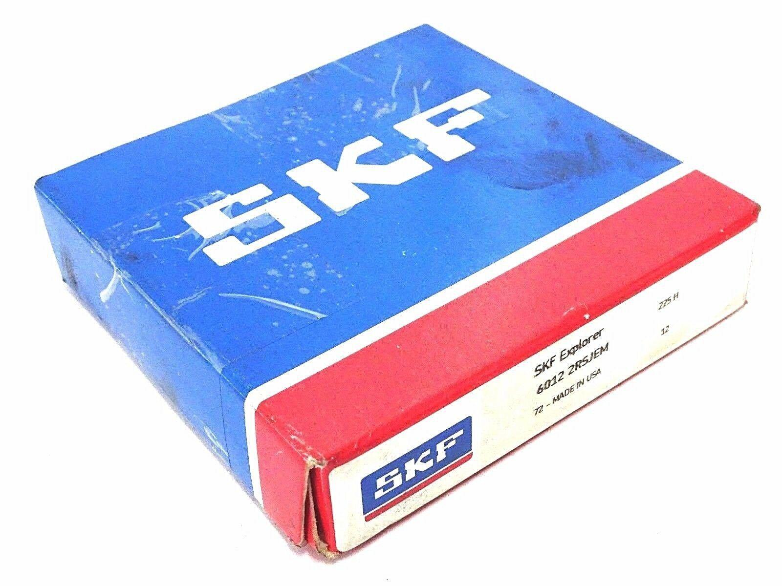6011-2RS SKF New Single Row Ball Bearing