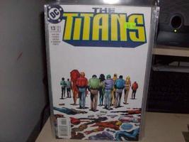 THE TITANS - 13 [Paperback] [Jan 01, 2000] DC - $4.90