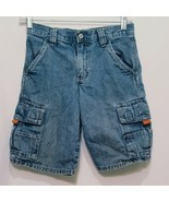 Jean Shorts Blue Wrangler Hero Originals Size 10 Denim  - $17.99