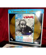 NEW on CinemaDisc - 'IL BIDONE' Federico FELLINI's Drama on Laser Disc, ... - $19.95