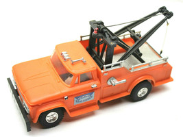 1966 Ideal Motorific Towing Roadside Service Truck GMC w/ Instructions+O... - $42.06
