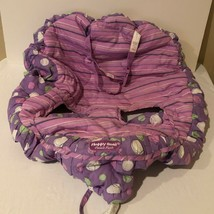 Floppy Seat Shopping Cart High Chair Cover Grape Sorbet EZ Carry Bag Style  - $19.99
