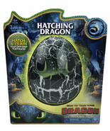 How To Train Your Dragon Hatching Toothless Dragon Egg Spin Master SEALED - $37.61