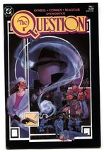 The Question #1 1st issue-DC comic book 1986 VF/NM - $25.22